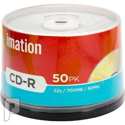 سيدي ايميشن 50 CD-R