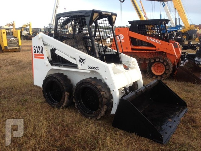 IT# 4245-2006 BOBCAT S130 SKID STEER AM
