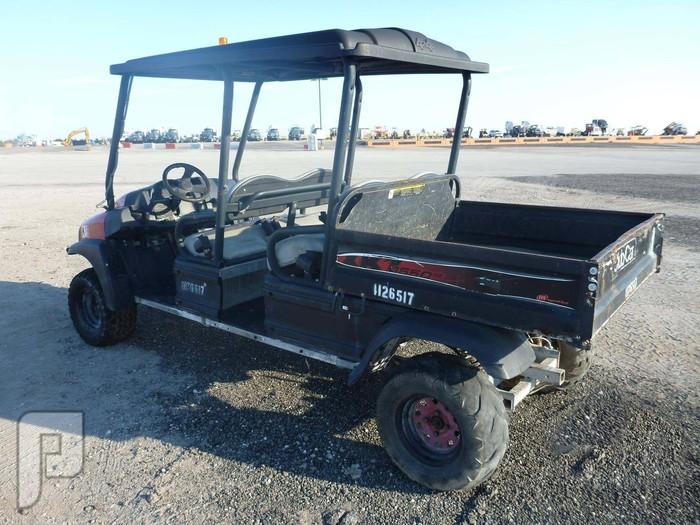 IT# 5-2009 CLUB CAR XRT1550SED 4x4