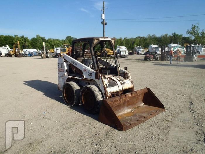 IT# 74-2006 BOBCAT S130 Skid Steer Loader AM