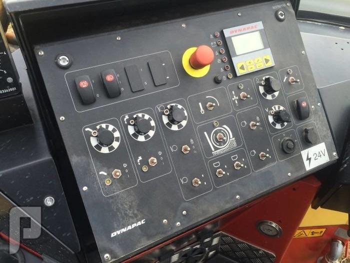 IT# 587-NEW DYNAPAC PL500 MILLING MACHINE