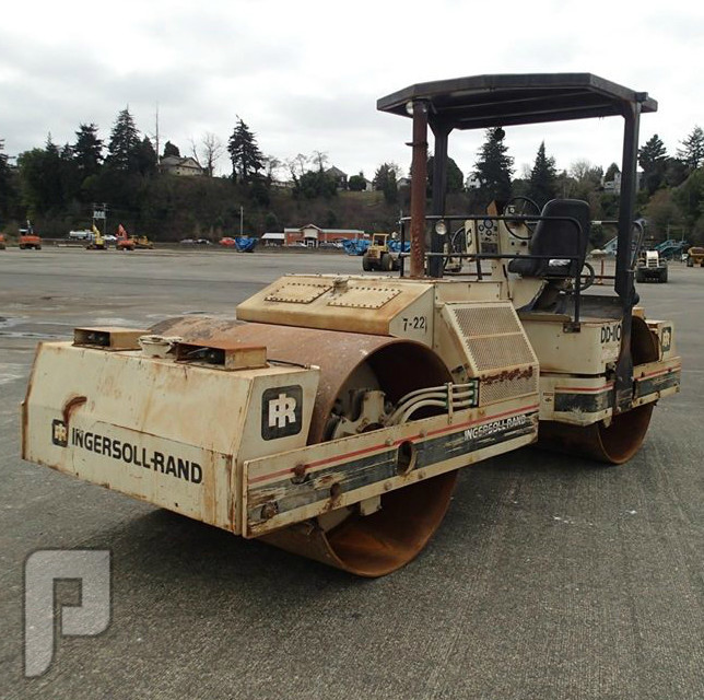 IT#40 - 1995 INGERSOLL-RAND DD110