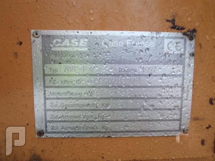 IT#314-1997-CASE 788P2AL MOBILE EXCAVATOR