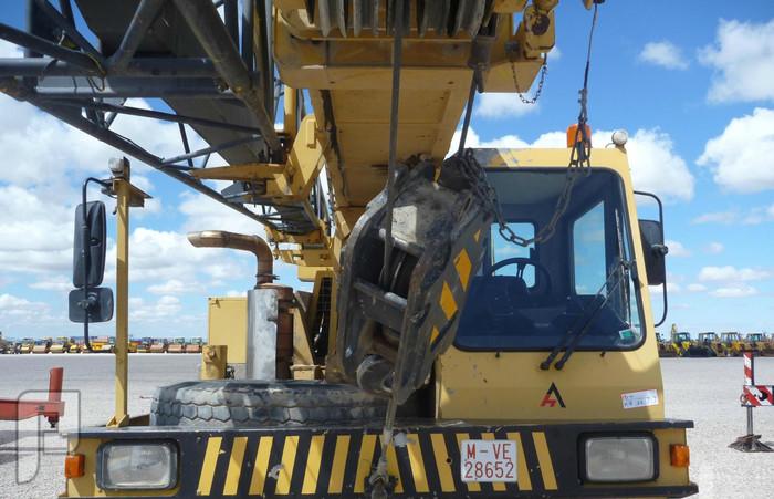 IT#2182 - 1994 GROVE AT635E 30 Ton 4x4x4 All Terrain Crane