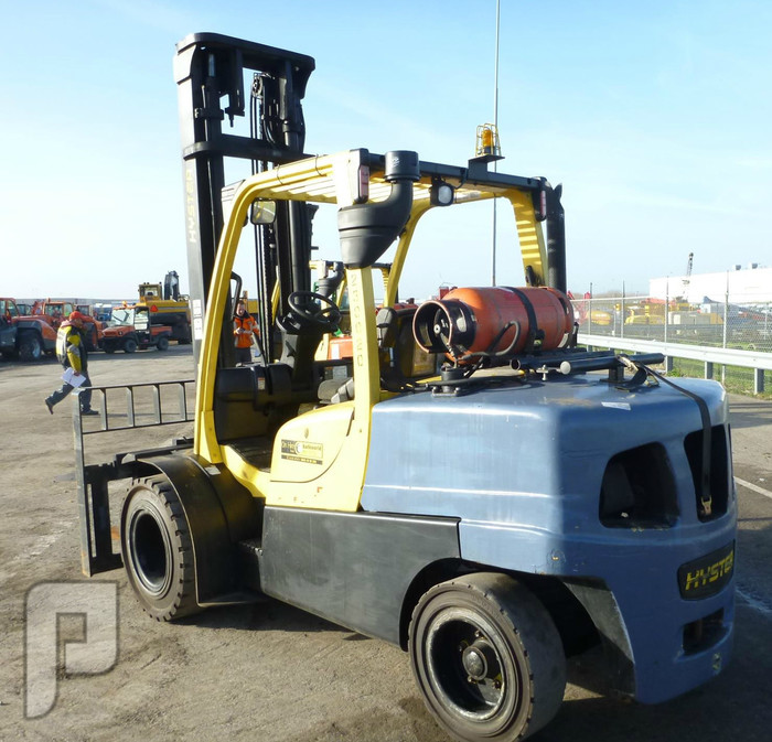 HYSTER H5.5FT Forklift IT# 1170 - 2007