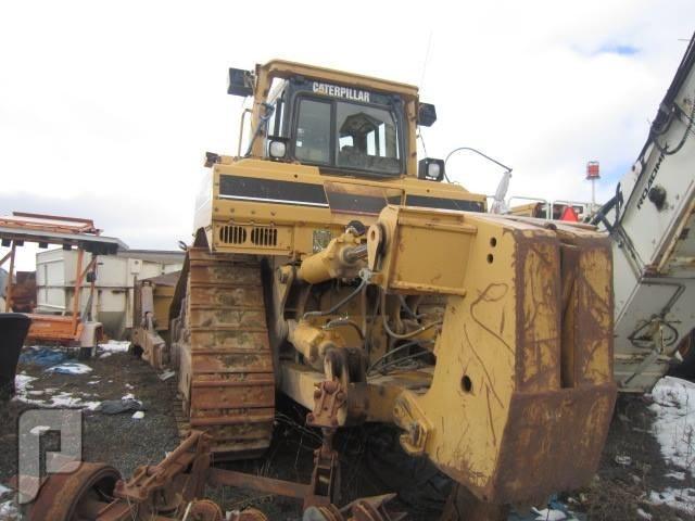 1998 CATERPILLAR D8R Crawler Tractor
