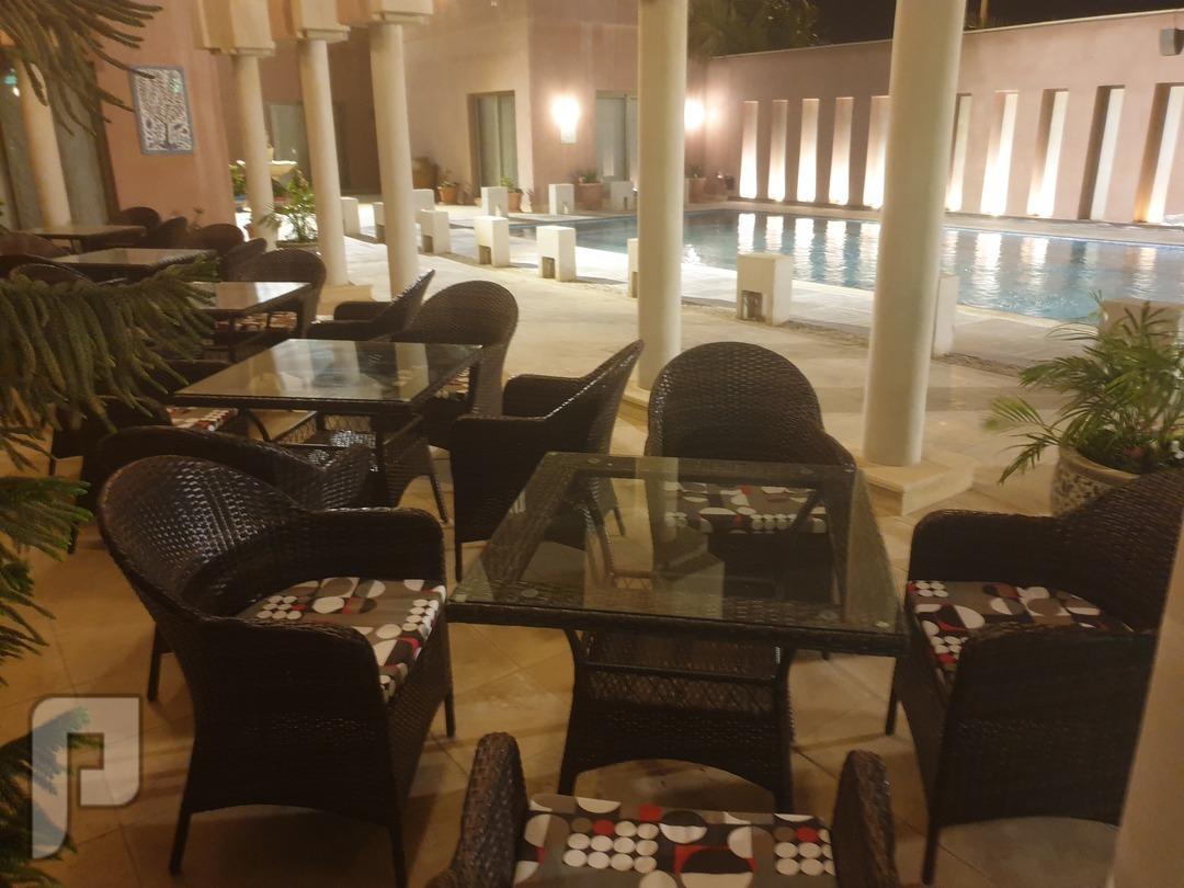 استراحة سفاري ابحر خليج سلمان