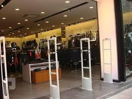 بوابات امنية للانذار ضد السرقة للمحلات والمولات
