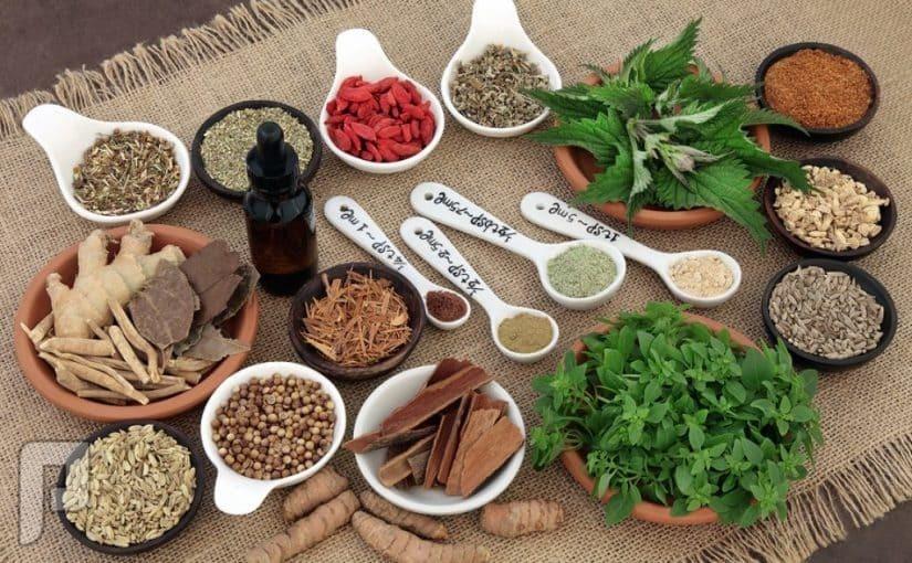كبسولات من ألأعشاب للمحافظه على توازن السوائل في الجسم.