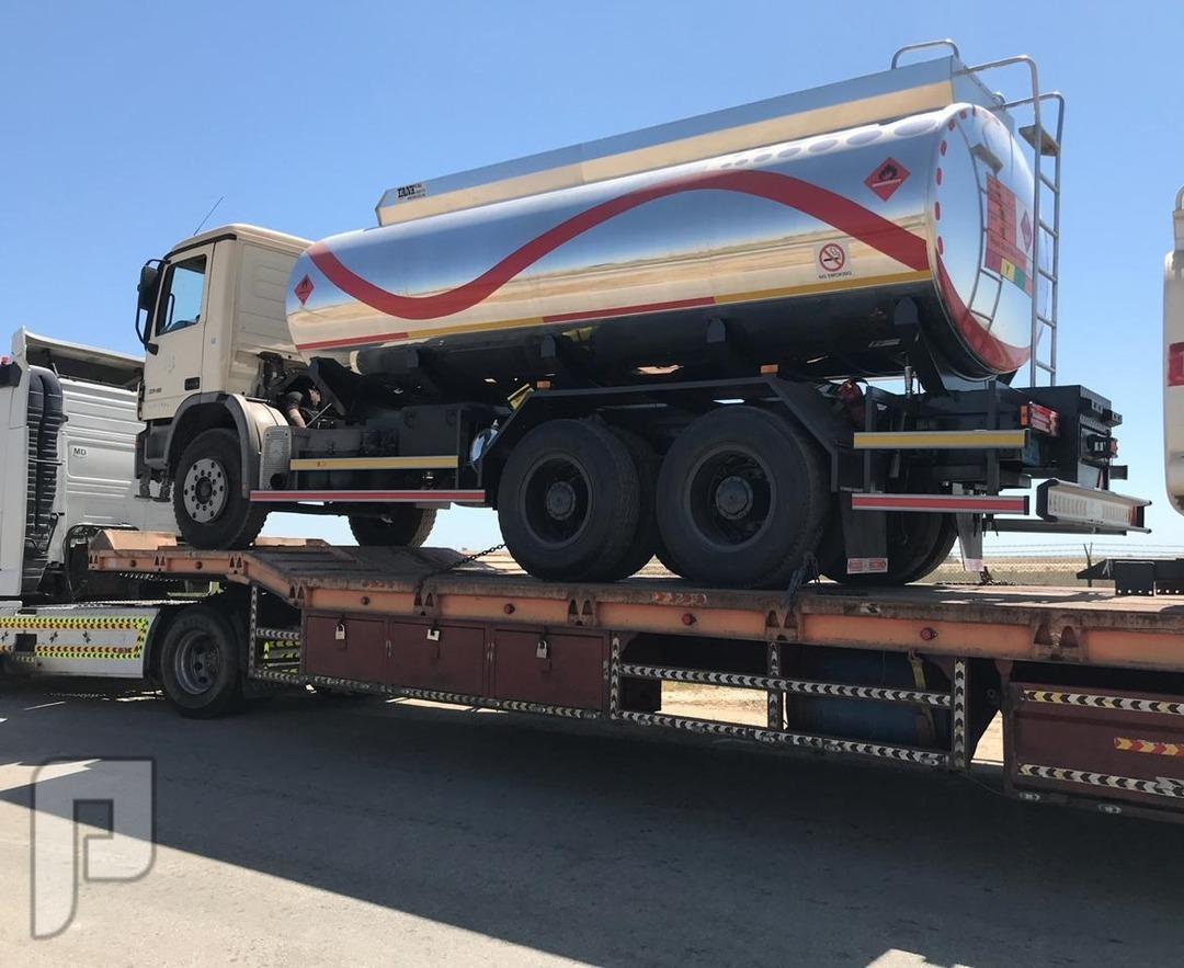 تجهيزات وقود JP 8 - JET-A - AVGAS 100LL 