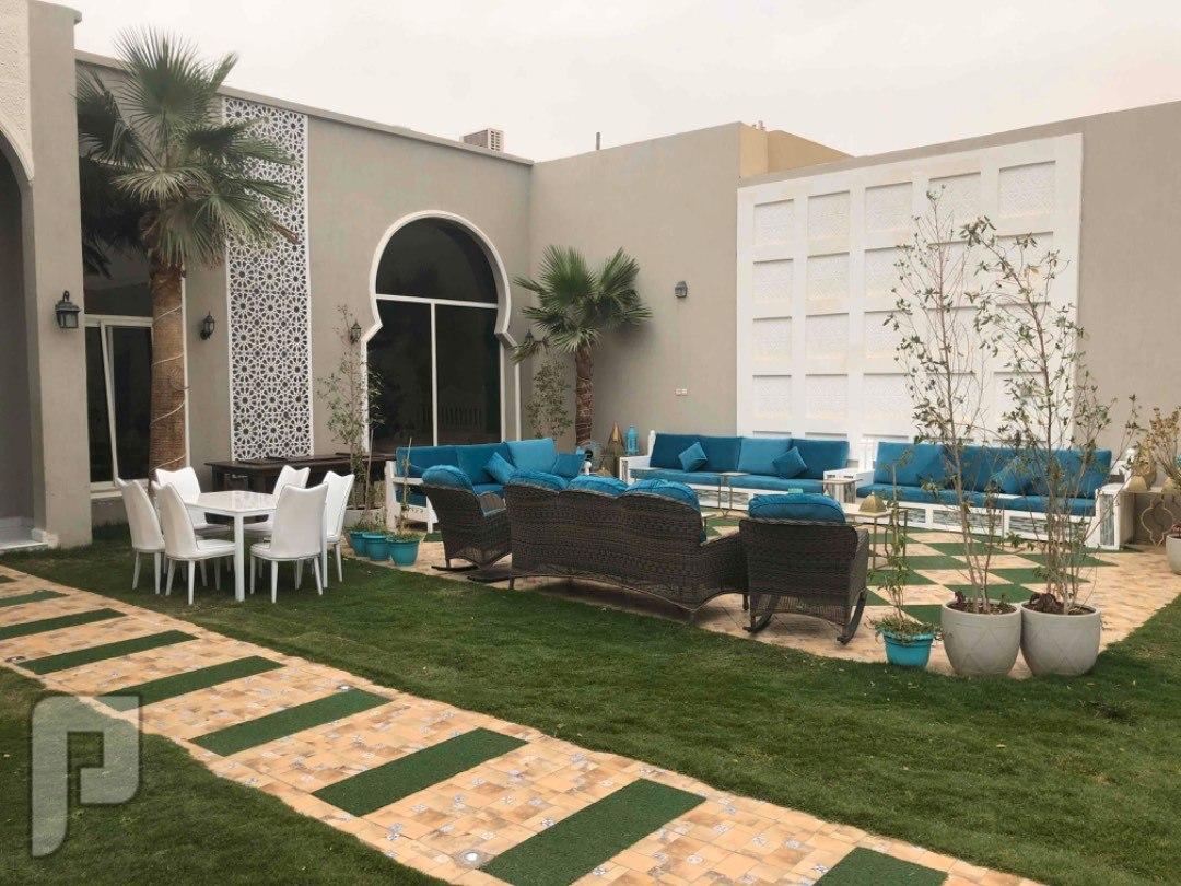 منتجع ريحانه شمال الرياض