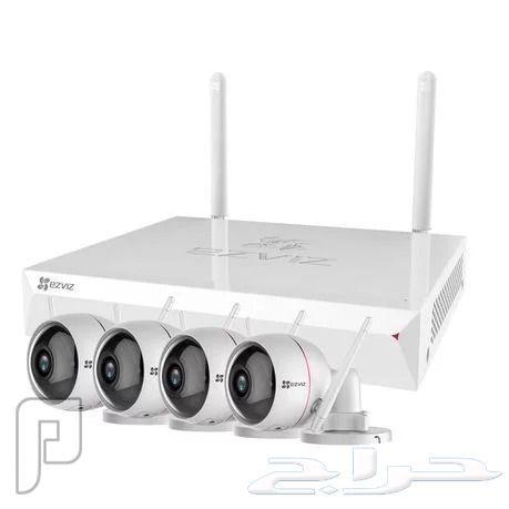 كاميرات مراقبة لاسلكية WI FI