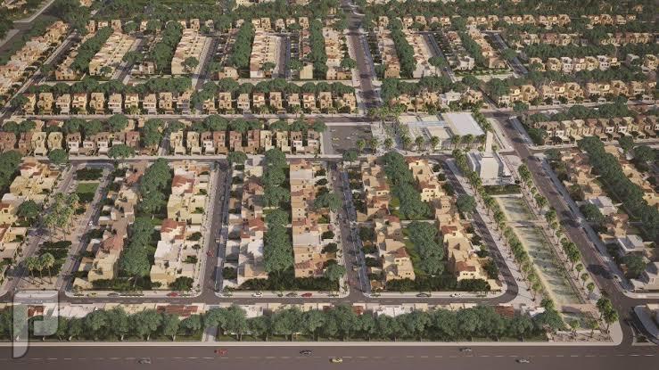 مخططات أراض سكنية في 3 مدن