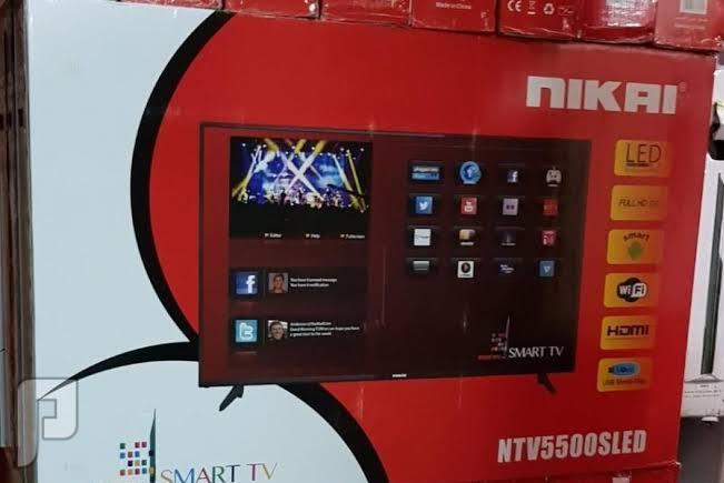 شاشة تلفاز أندرويد سمارت من NIKAI