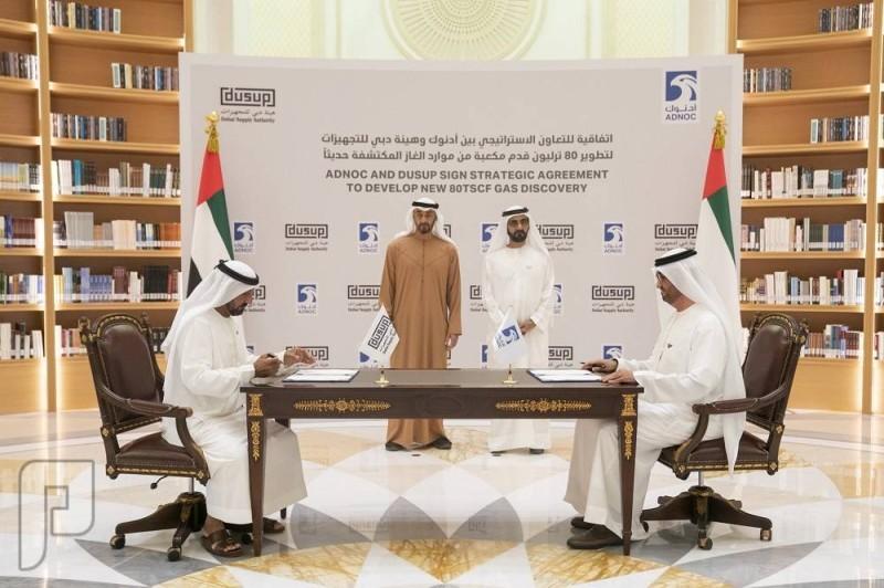 الإمارات: اكتشاف مكمن جديد للغاز الطبيعي