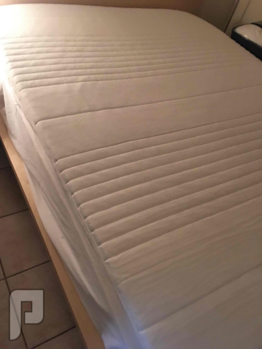 1 مرتبة سرير + 3 لبادات مرتبة سرير