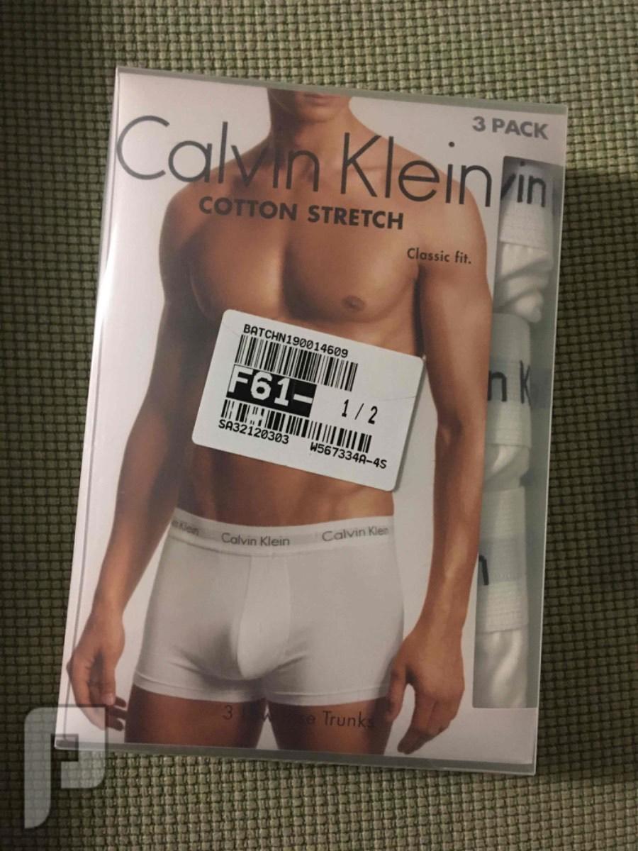 بوكسرات/ملابس داخلية رجالي كالفن كلاين