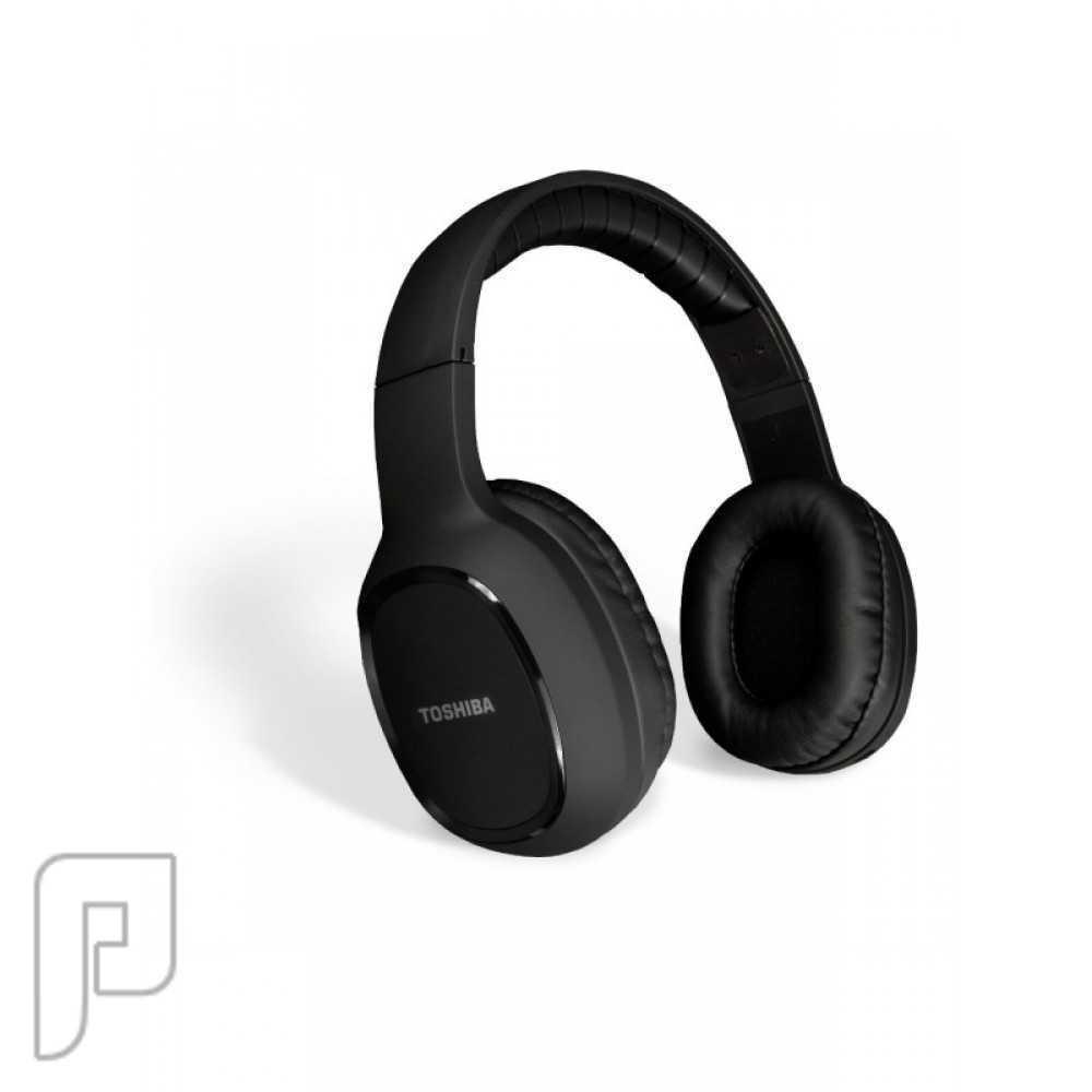 سماعة رأس توشيبا لاسلكية بلوتوث
