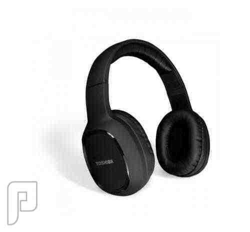سماعة رأس توشيبا BZE-BT160H فوق الأذن لاسلكية