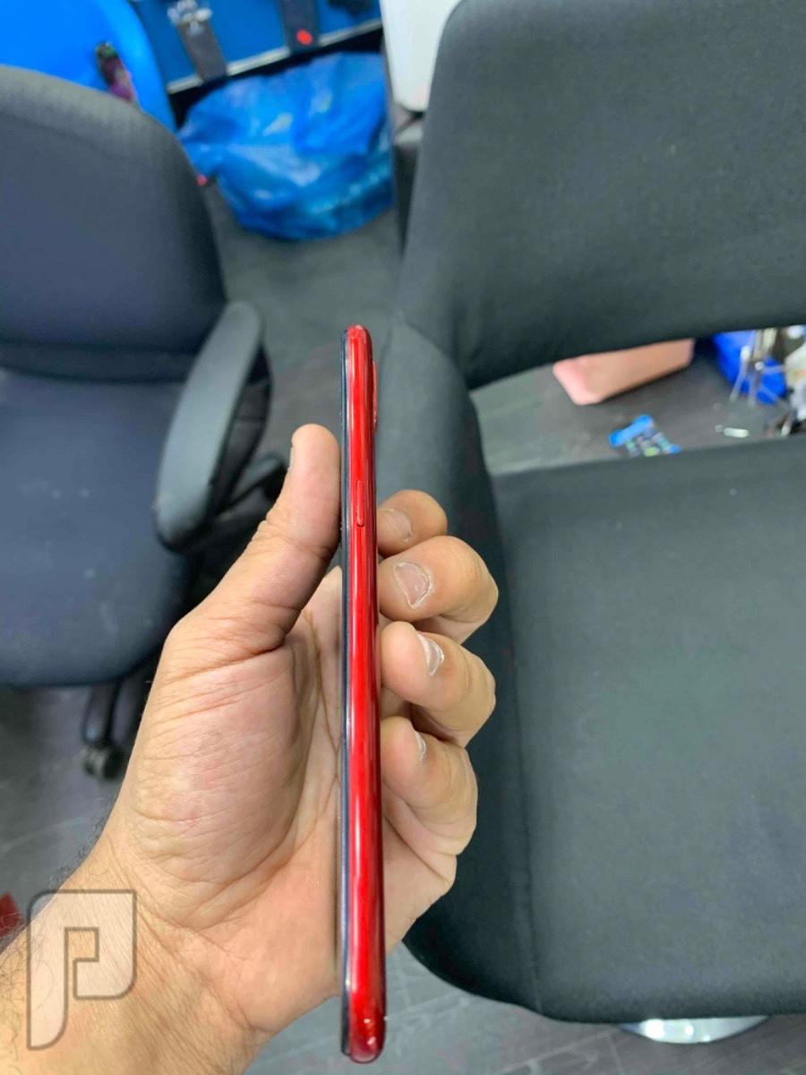 للبيع سامسونج a10 s احمر نظيف