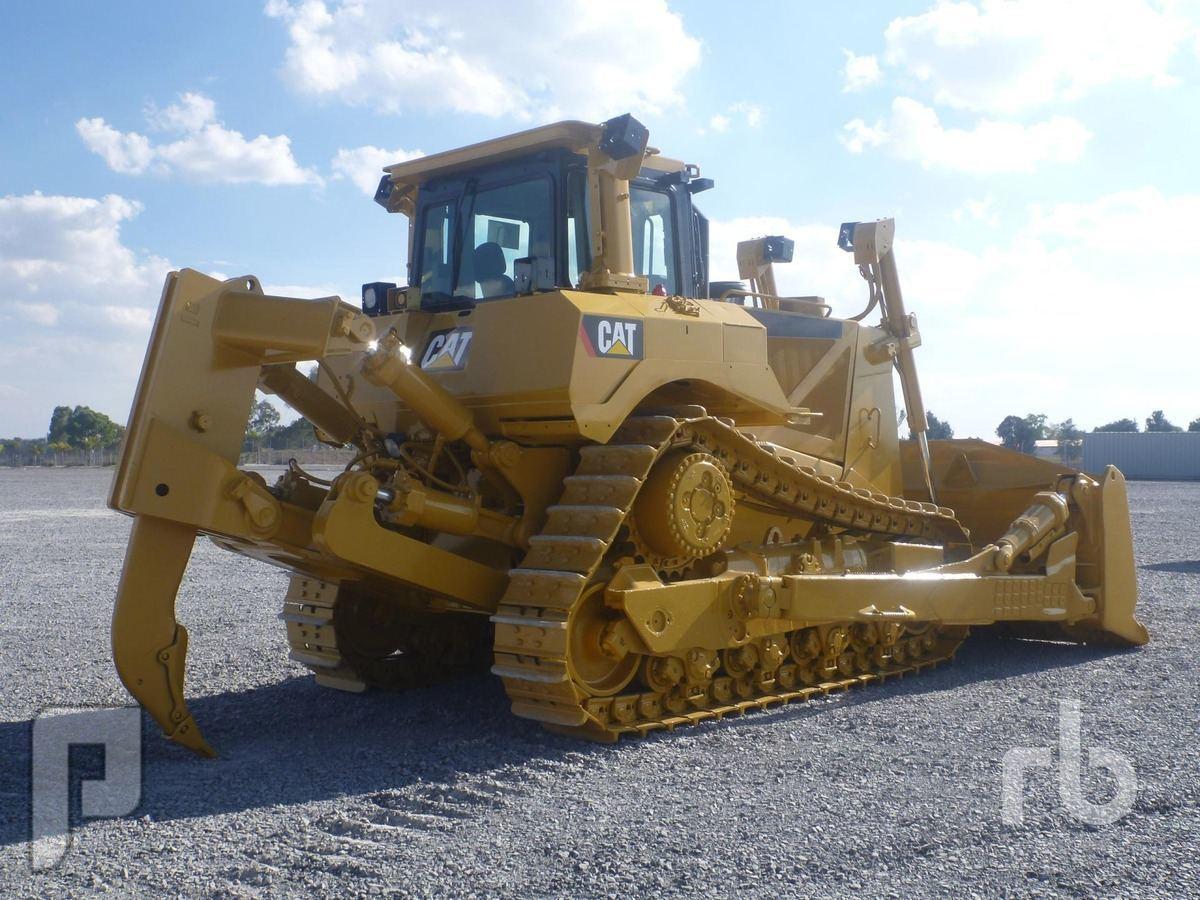 IT#136-2008 CATERPILLAR D8T Crawler Tractor