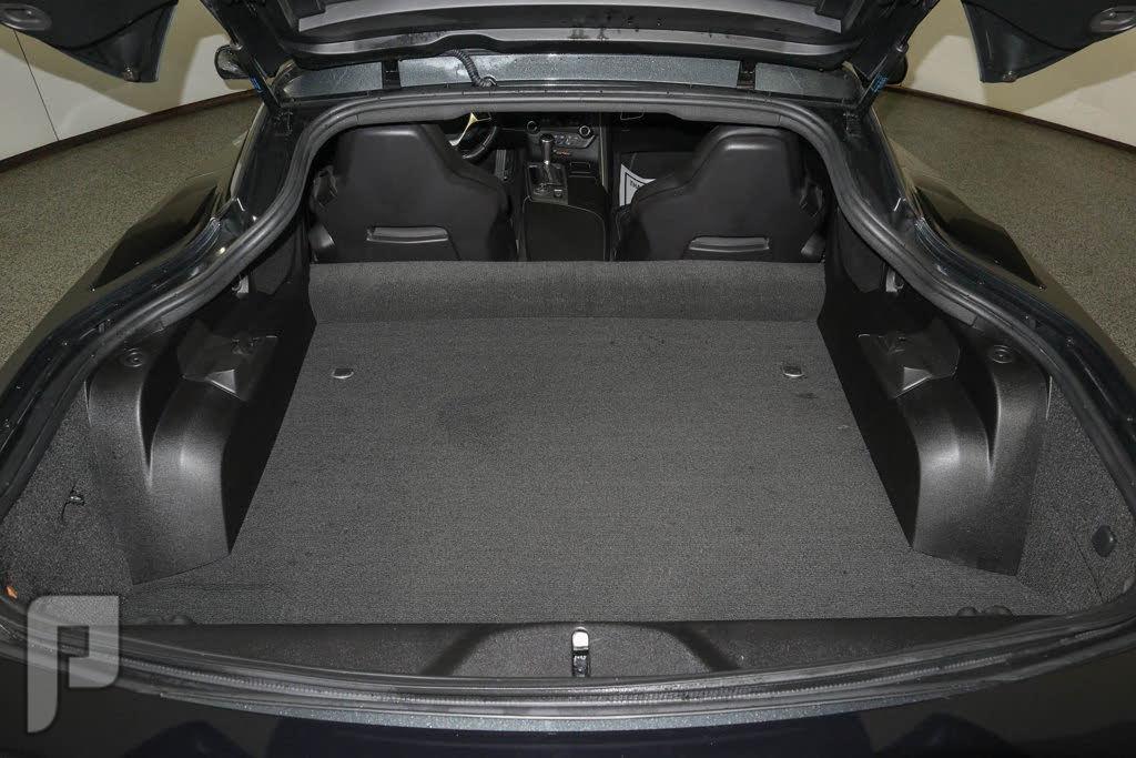 2017 كورفت Z06 نظيف وكاله