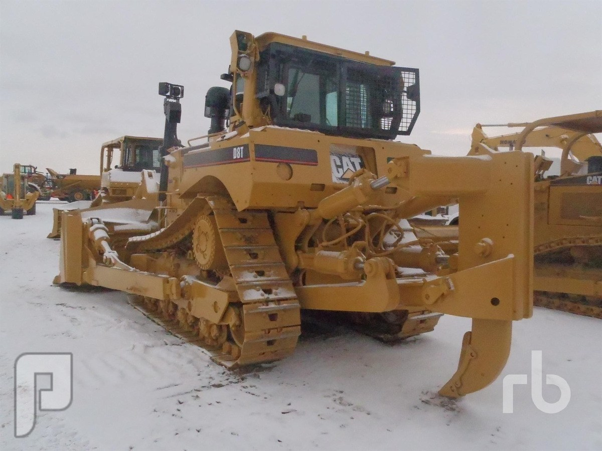 IT#142-2007 cat d8t