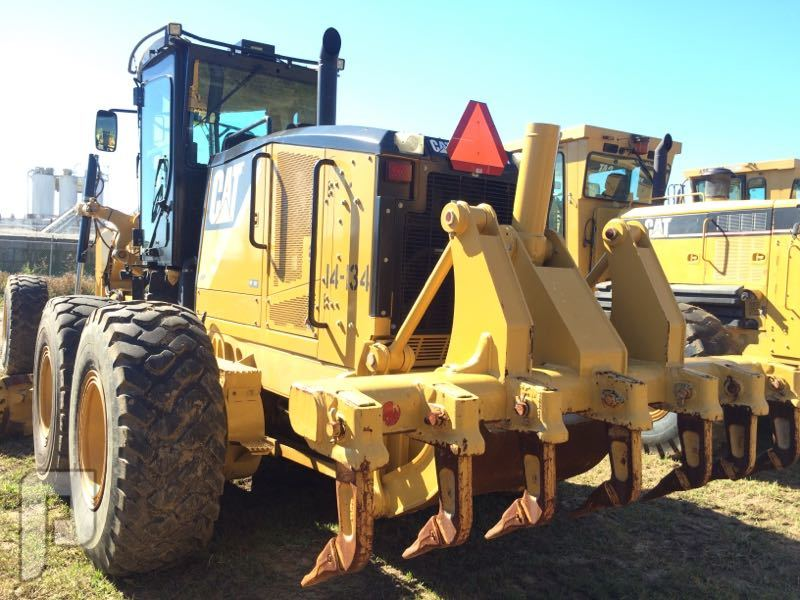 IT#6245 2008 CAT 14MVHP MOTOR GRADER SNB9J00273