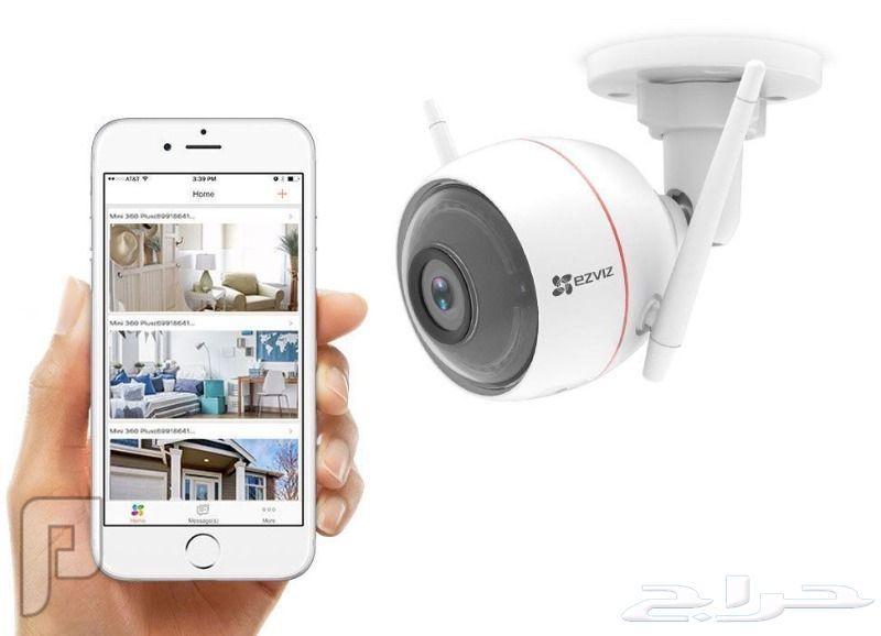 » كاميرات مراقبة لاسلكية كاميرات مراقبة WI FI