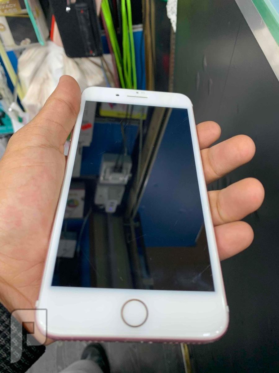 للبيع ايفون 7 بلس 128 قيقا مستخدم