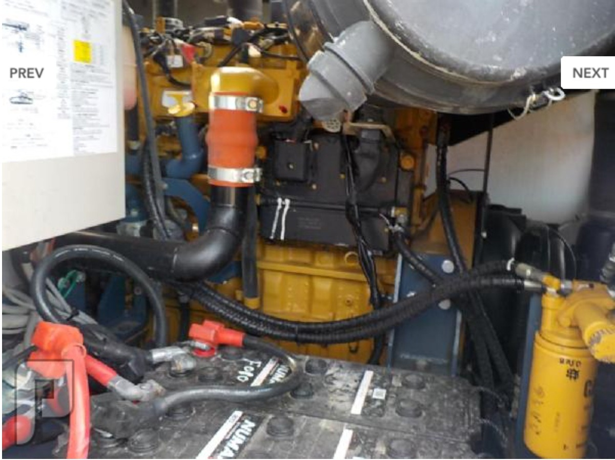 IT# lot  1213 2010 Furukawa HCR900-ES 11 Tracked Drilling