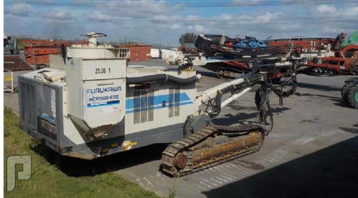 IT# lot 1214 2010 Furukawa HCR900-ES 11 Tracked Drilling