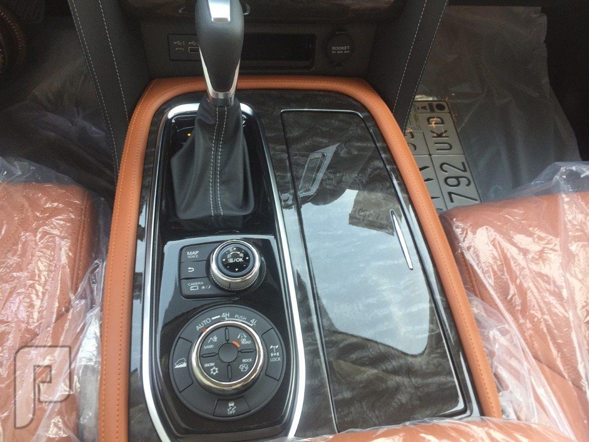 نيسان باترول V8 بلاتينيوم 2020 (جديد)
