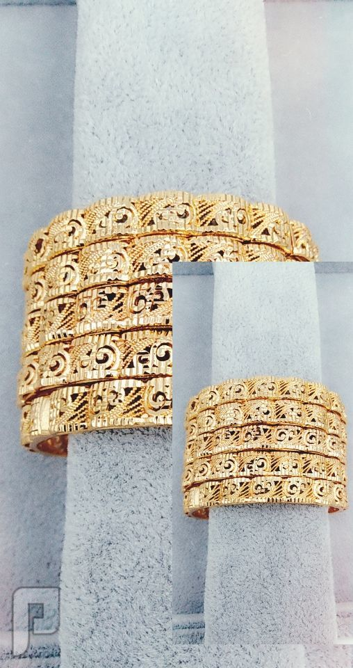 بناجر بديل الذهب متوفر جميع المقاسات (اهداء راقي )