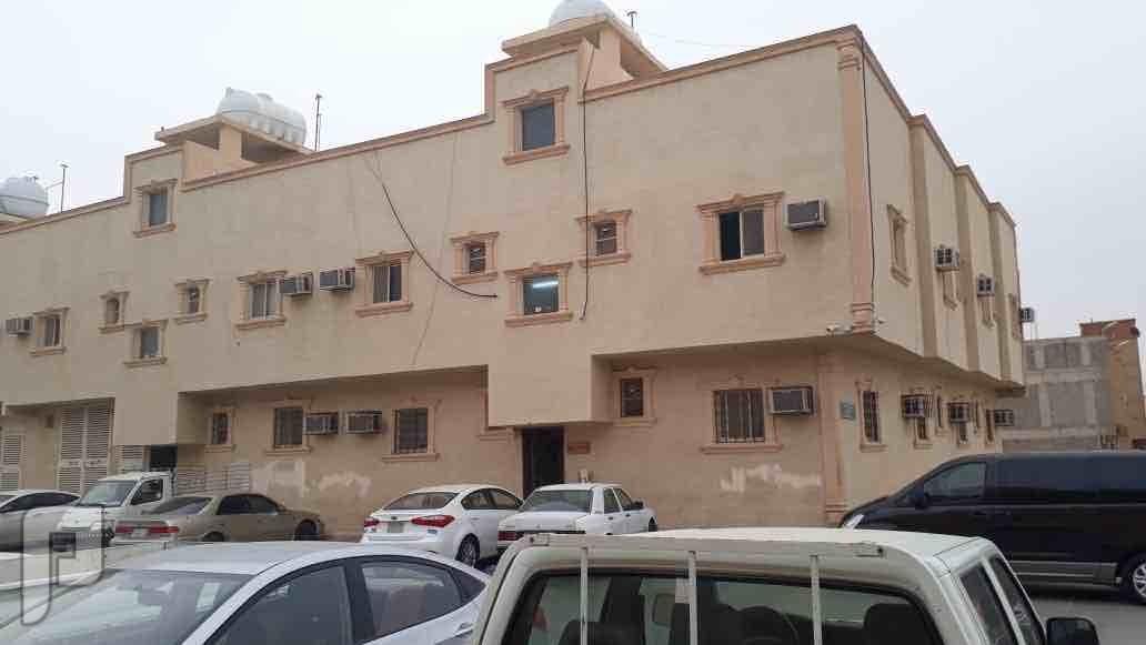 للبيع عمارة سكنيه عزاب وسط الرياض مساحة 1150 متر مفروشه كامله
