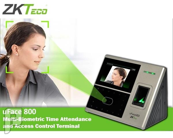Face Time Attendance Device - جهاز بصمة الوجه للحضور والانصراف