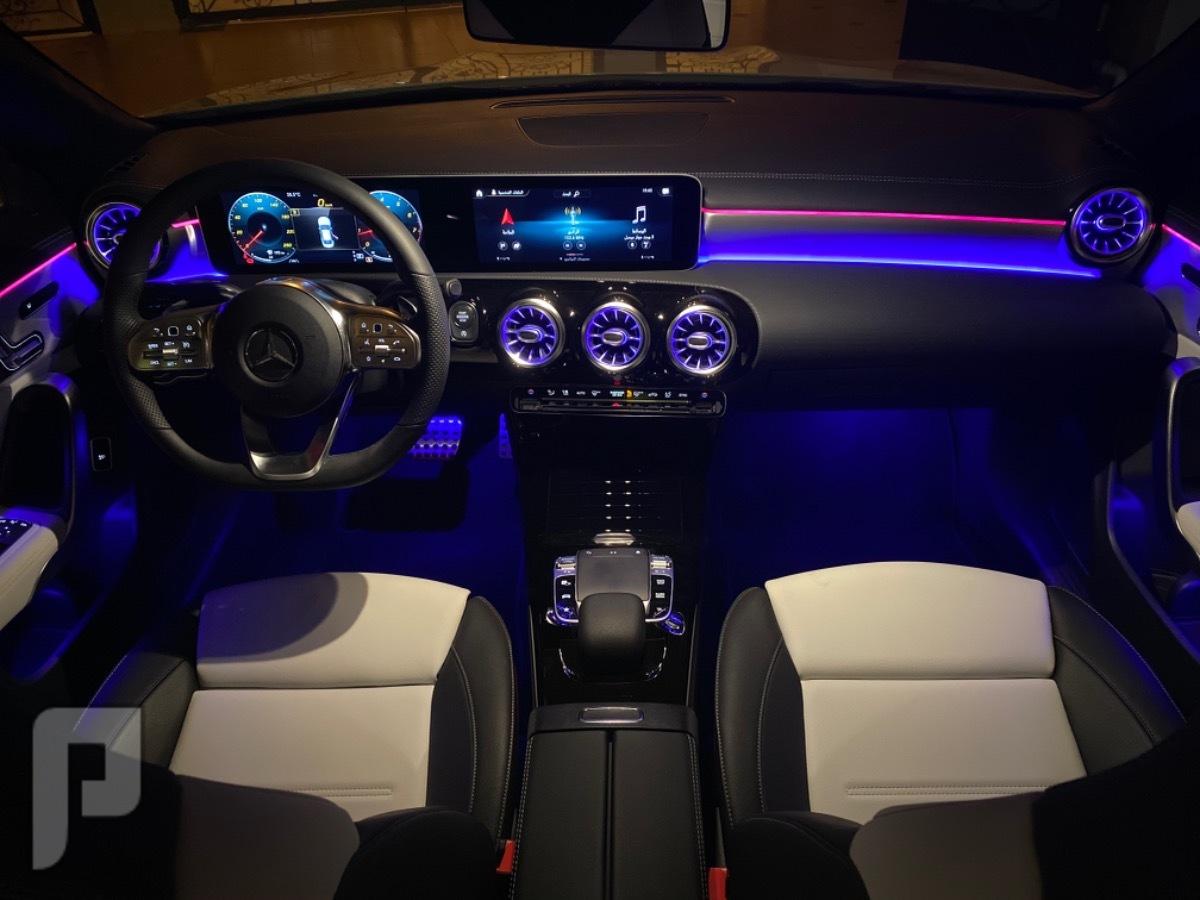 مرسيدس CLA200 AMG