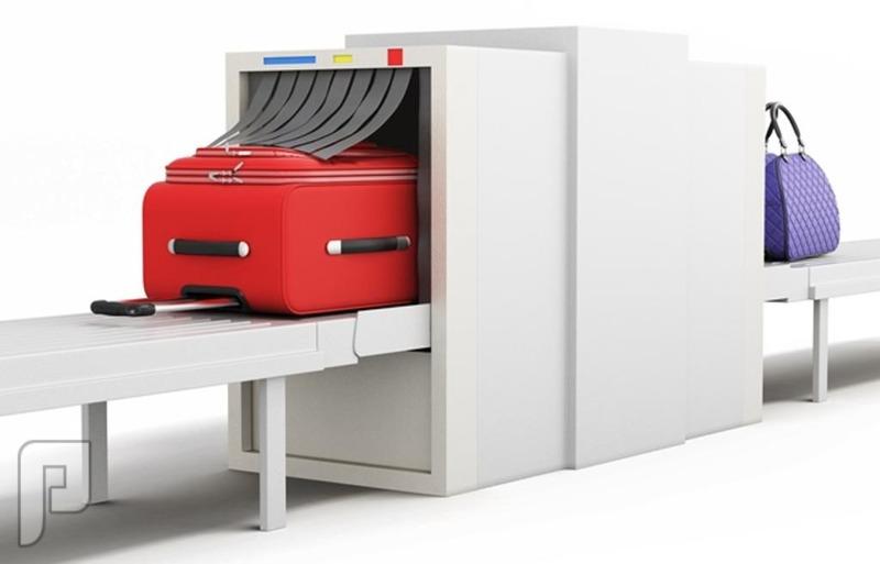 اجهزه تفتيش الحقائب وفحص الشنط XRay اجهزة تفتيش الحقائب