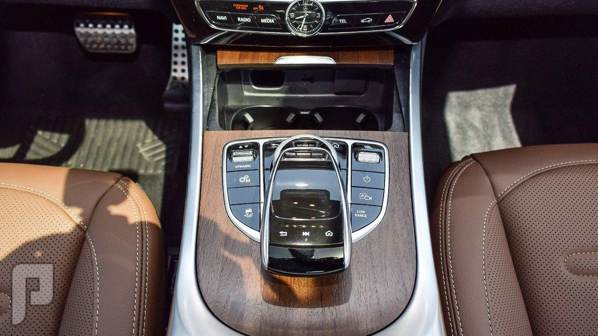 مرسيدس G500 موديل 2020 (جديد)