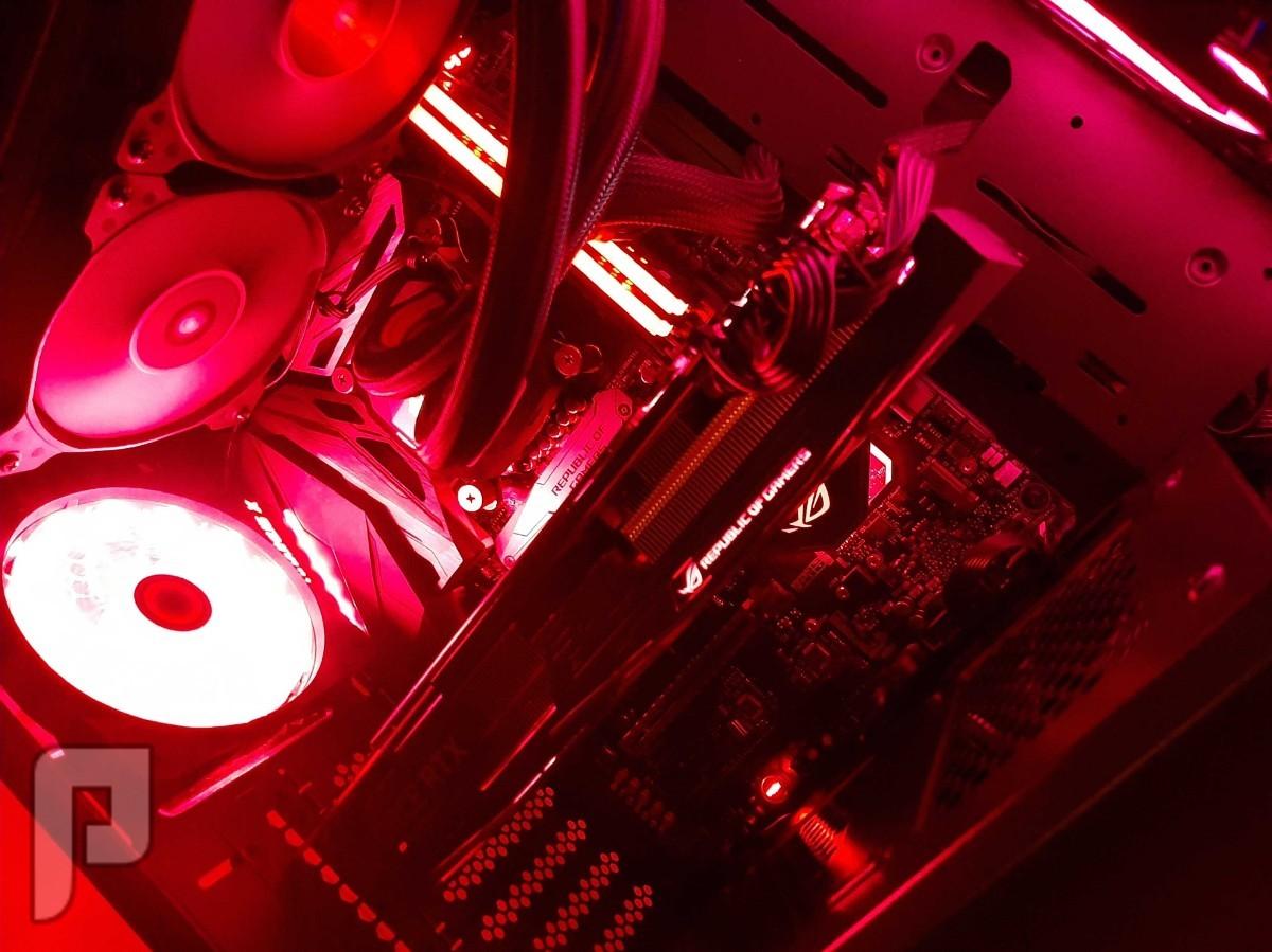 قيمينق كمبيوتر ! i5 9600k RTX 2060 Gaming PC