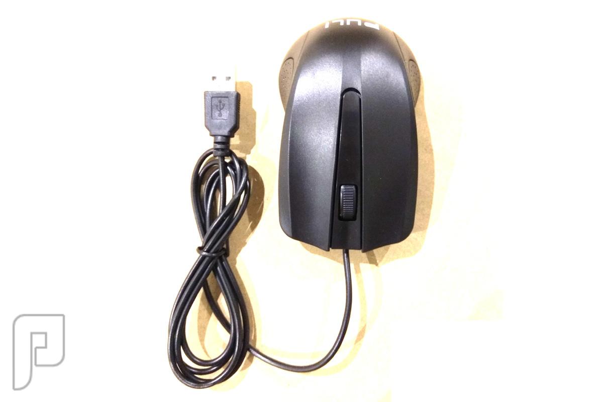 كيبورد لوحة مفاتيح وماوس سلكي USB