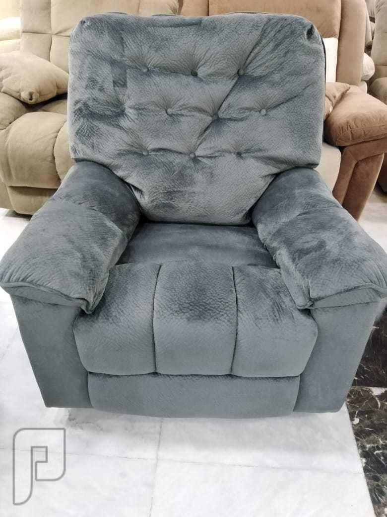 كرسي هزاز ودوار جديد بالكرتون