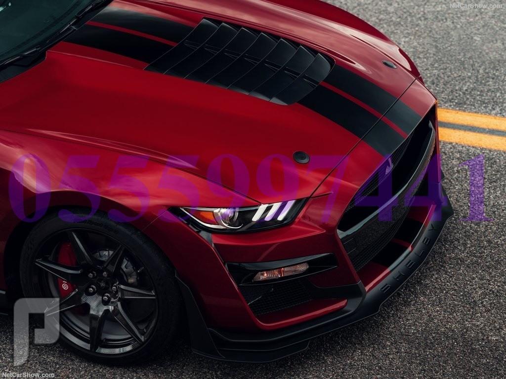 صدام موستنج GT 500 شلبي 2020 ( جديد )