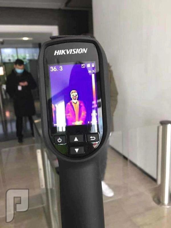 كاميرا قياس الحرارة المحمولة قارئ حرارى يدوي كاميرا قياس الحرارة المحمولة قارئ حرارى يدوي