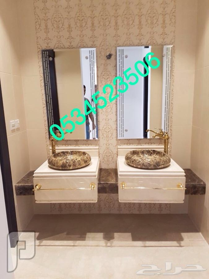 صور مغاسل في مدينة الرياض ديكورات مغاسل جميلة وانيقة جاكوزي داخل ممنزلك ل مغاسل ضيوف موردن .اجمل الصور للمغاسل المودرن للضيوف فهي تعطي رونق للمكان  باختلا