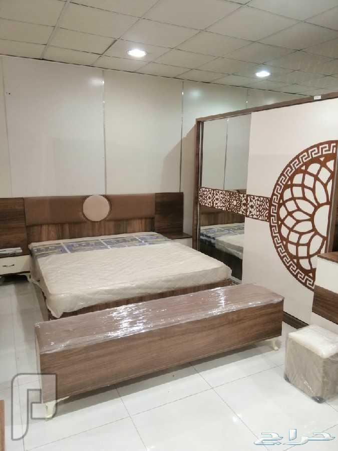 غرف نوم مميزة وانيقة مع تركيب صناعه تركي