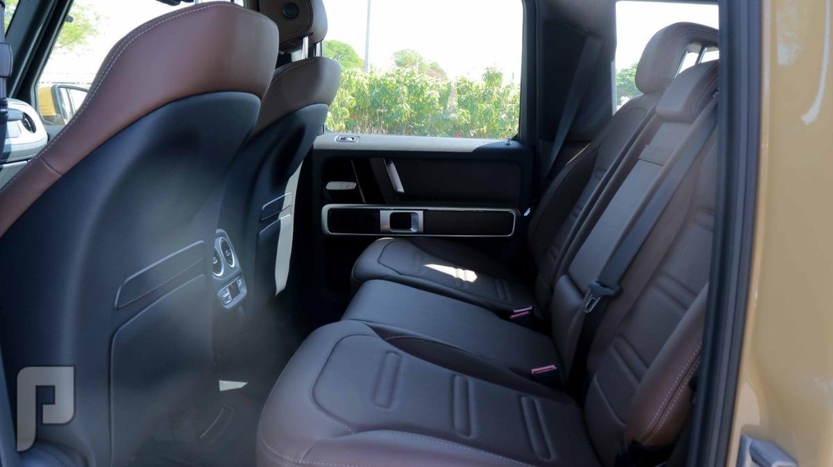 مرسيدس G500 AMG Kit موديل 2020 (جديد)