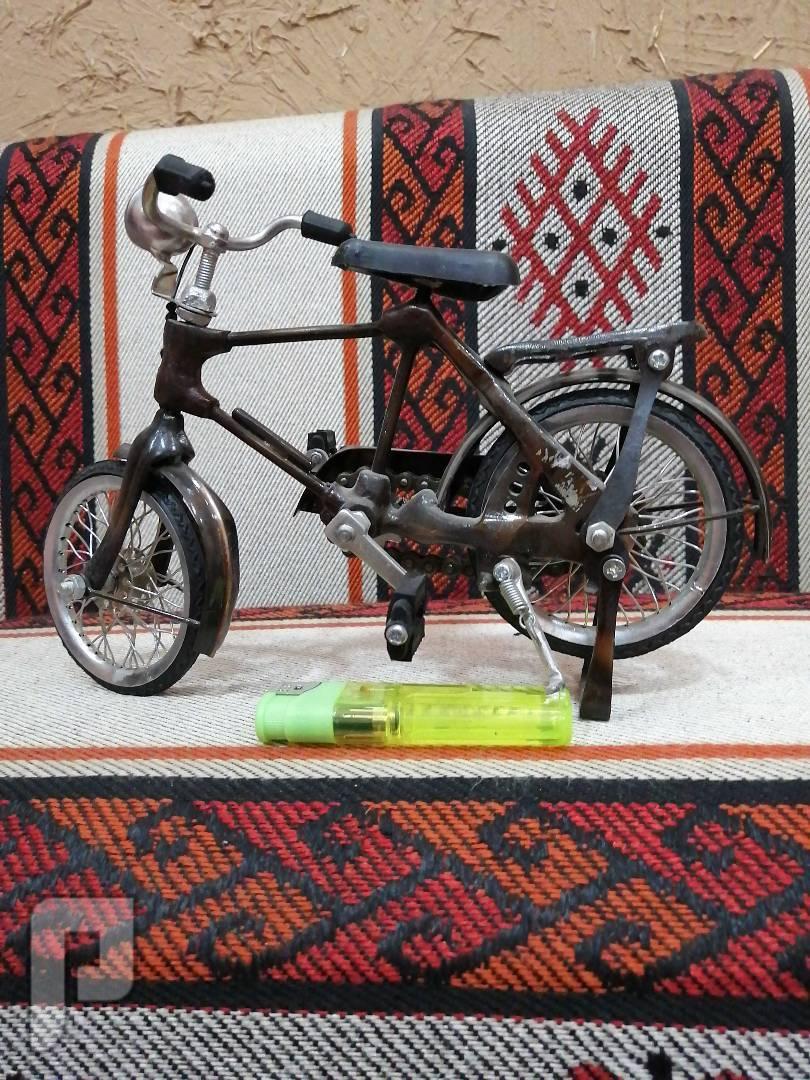مجسم دراجة مجسم دراجة