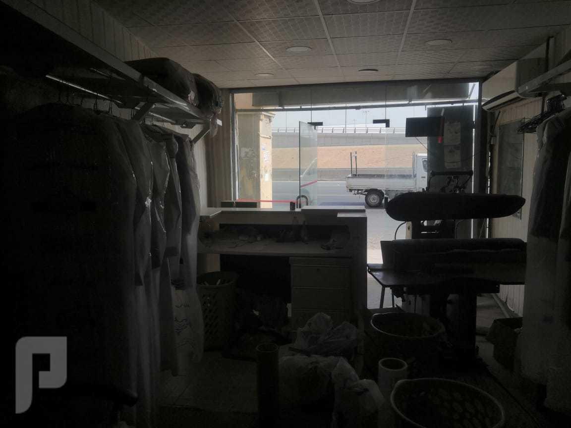 معدات مغسلة ملابس متكاملة للبيع