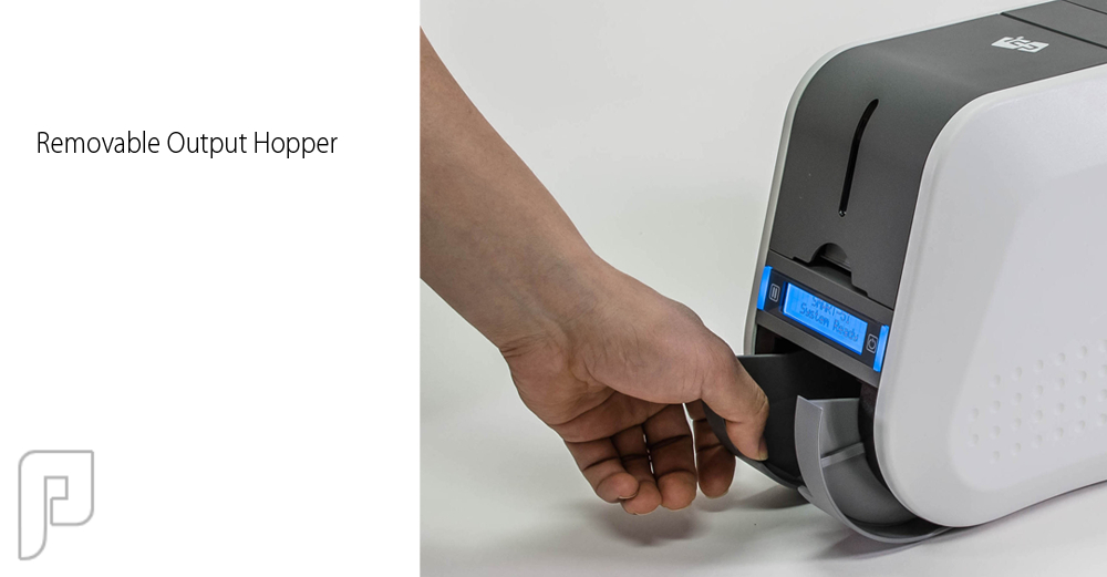 طابعه الكروت والبطاقات البلاستيكية للشركات  Thermal ID card Printer اتصل الان  0533007658 0533002139